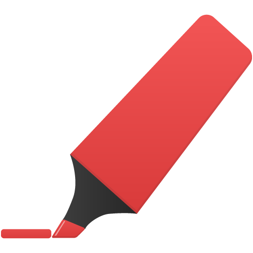 Highlightmarker-red icon