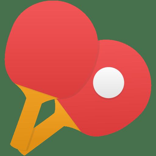 Table-tennis icon