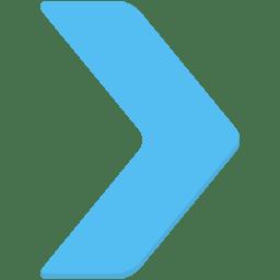 Navigate right icon