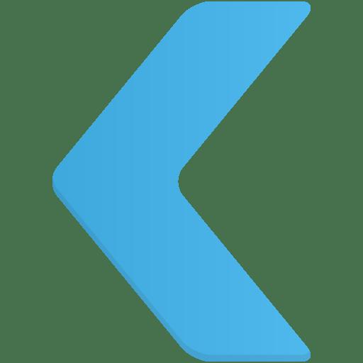 Navigate-left icon