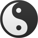 Yin Yang True false icon