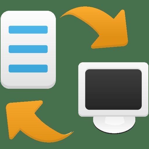 Backup-restore icon