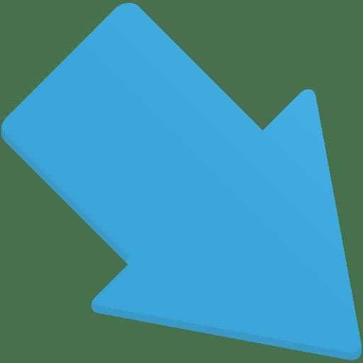 Downright icon