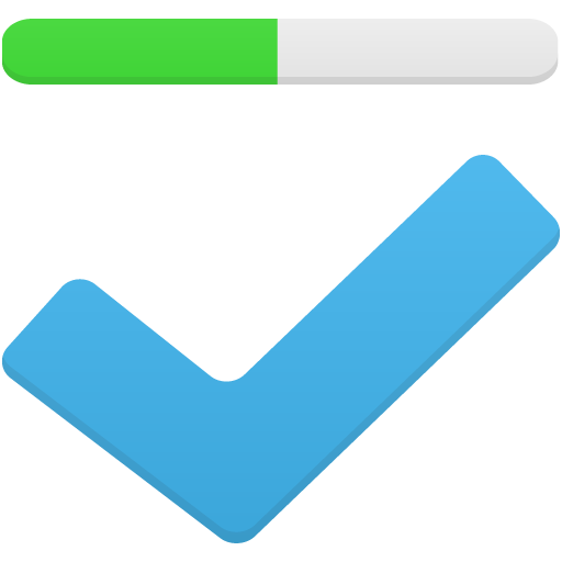 Semi-success icon