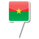 Burkina Faso icon
