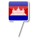 Cambodia icon