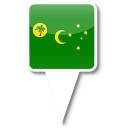Cocos-Islands icon