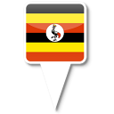 Uganda icon