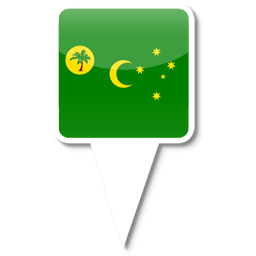 Cocos Islands icon