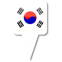 Korea icon