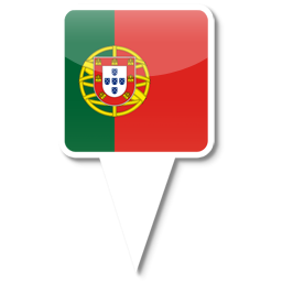 Portugal Icon IPhone Map Flag Iconset Custom Icon Design - Portugal map flag