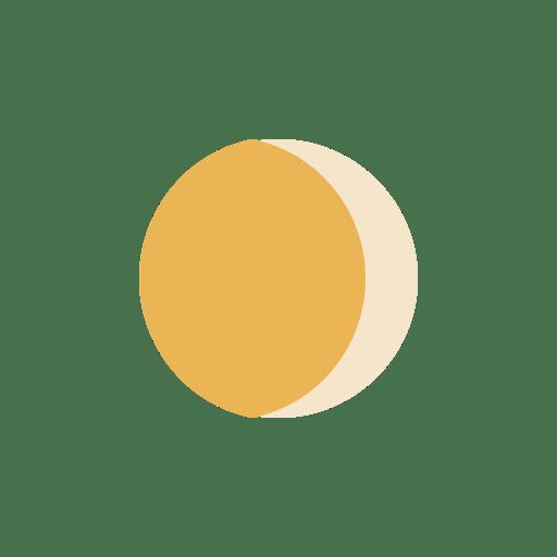 Moon-Waning-Gibbous icon