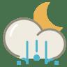 Lighthail-night icon
