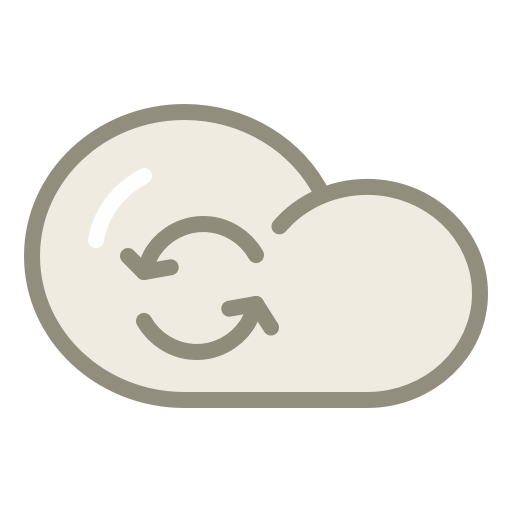 Cloud-refresh icon