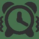 alert clock icon