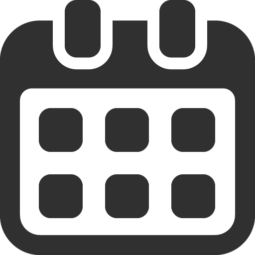 Calendar Icon Png Transparent : Calendar icon mono business iconset custom design