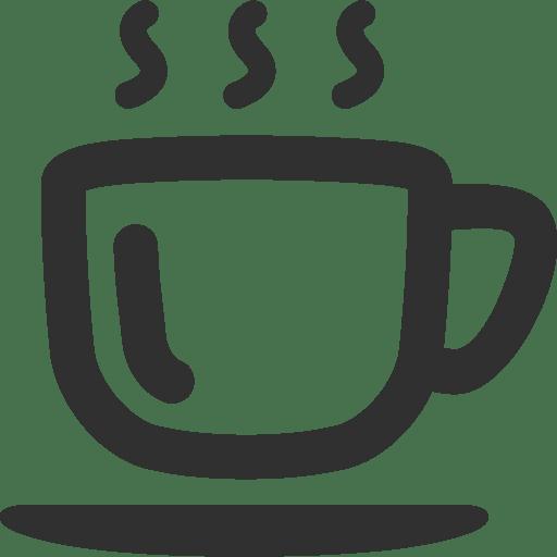 Coffee Icon | Mono Business 2 Iconset | Custom Icon Design
