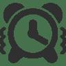 Alert-clock icon