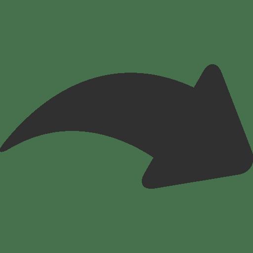 Arrow-redo icon