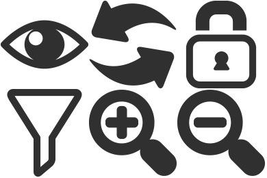 Mono General 4 Icons