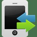 smartphone calls record icon
