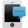Smartphone-SMS icon