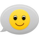 Emoticons Bubble icon