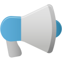 Megaphone Speaker icon
