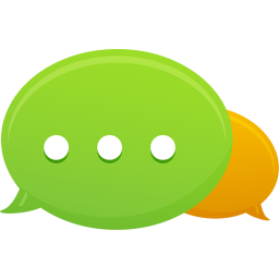 Bubble Communication icon