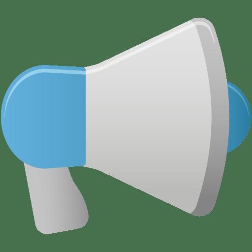 Megaphone-Speaker icon