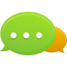 Bubble-Communication icon