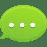 Bubble-Text-Message icon