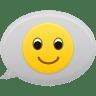 Emoticons-Bubble icon