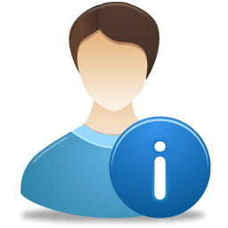 personal information icon
