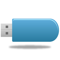 Usb Icon | Pretty Office 2 Iconset | Custom Icon Design