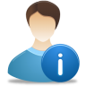 Personal-information icon