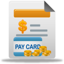 Sales by Payment Method rep icon