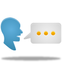 Person Talking