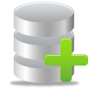 Add-to-database icon