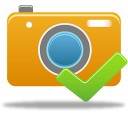 Camera Accept icon