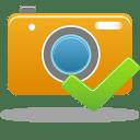 Camera Accept icon