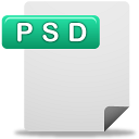 PSD icon