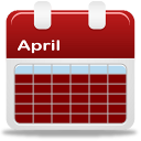 Calendar-selection-month icon