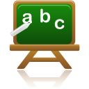 http://icons.iconarchive.com/icons/custom-icon-design/pretty-office-6/128/lessons-icon.png