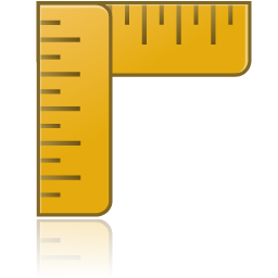 rulers icon