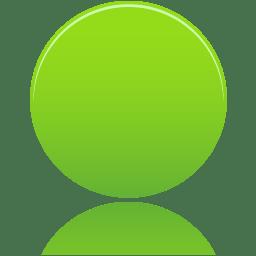 Trafficlight green icon