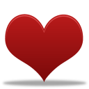 Game hearts icon