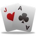 Game playingcards icon