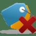 Bookmark-delete icon