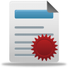 License-manager icon